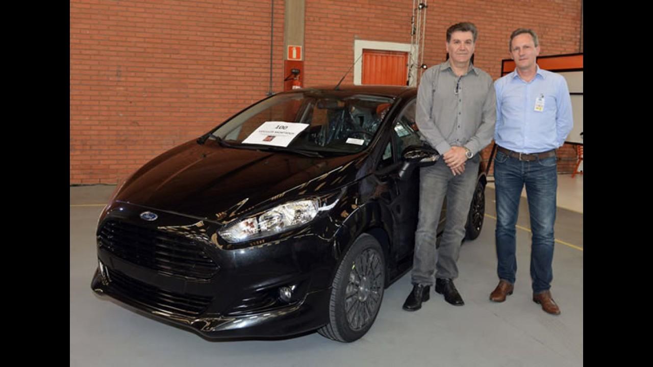 Ford inaugura centro de personalização na fábrica de São Bernardo do Campo
