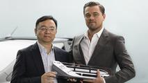 Leonardo DiCaprio and BYD
