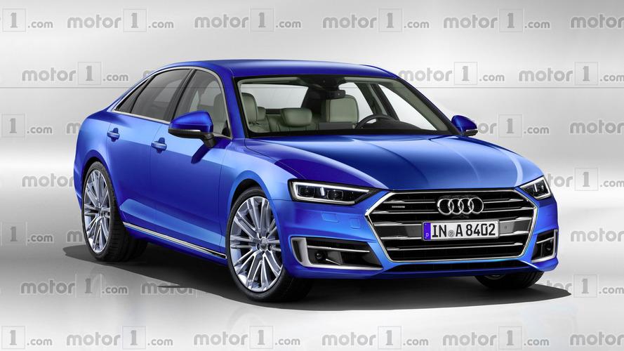 Voilà à quoi pourrait ressembler la future Audi A8