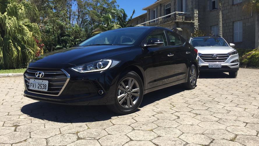 Nas lojas desde outubro, Hyundai Elantra é lançado oficialmente