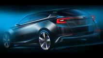 Subaru vai antecipar nova geração do Impreza com conceito em Tóquio