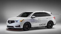 2017 Acura MDX, SEMA Fuarı
