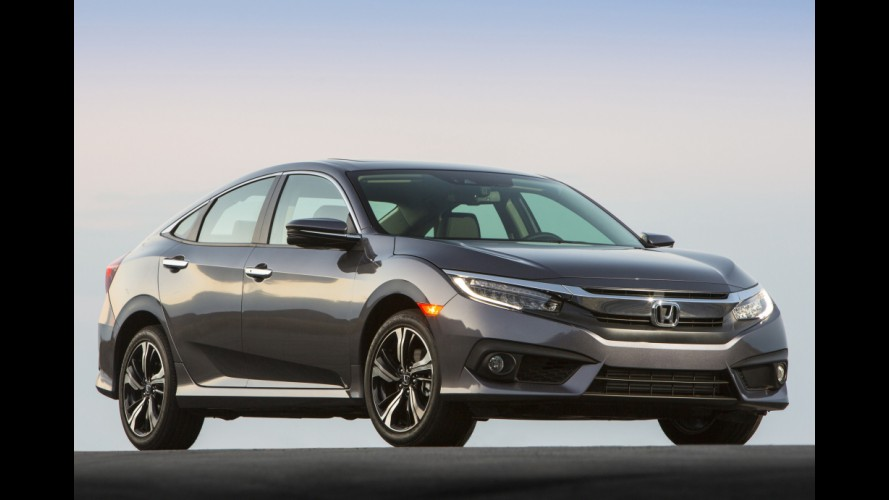 Novo Honda Civic chega com preços entre R$ 87.900 e R$ 124.900