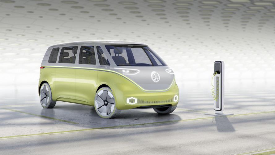 Volks diz que ID Buzz (Kombi elétrica) será produzida em série