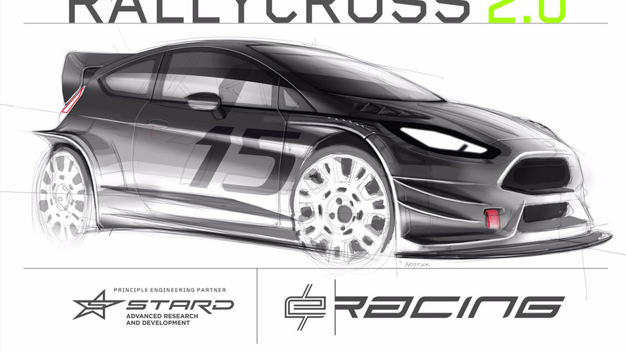 Electric rallycross is finally becoming reality