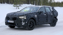 2018 volvo xc60 spy shots. 2018 volvo xc60 spy photo xc60 shots