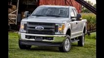 Pesos-pesados: Ford apresenta nova geração da família Série F Super Duty