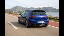 Volkswagen Golf R test