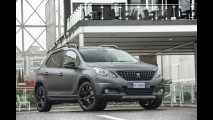 Peugeot 2008 restyling Black Matt