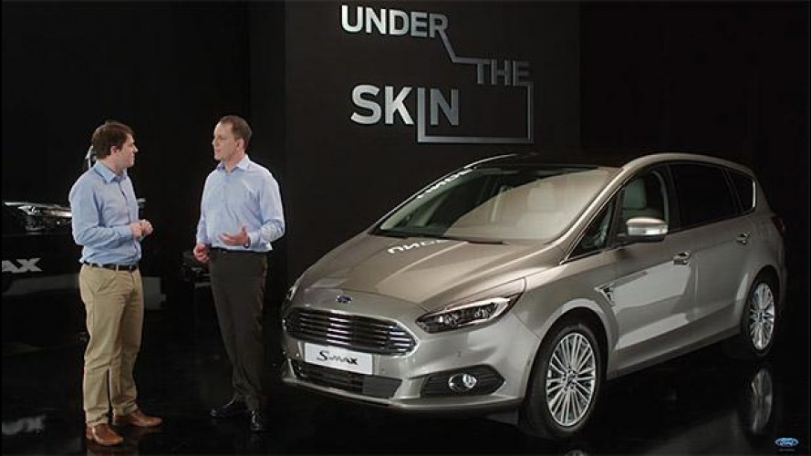 S-Max, la Ford più tecnologica [VIDEO]