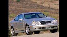 Mercedes CLK Serie 1