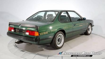 BMW Alpina B7S Turbo Coupé 1982, ¿pagarías 255.000 euros por él?