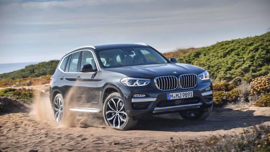 2018 BMW X3 review: sharp, classy SUV