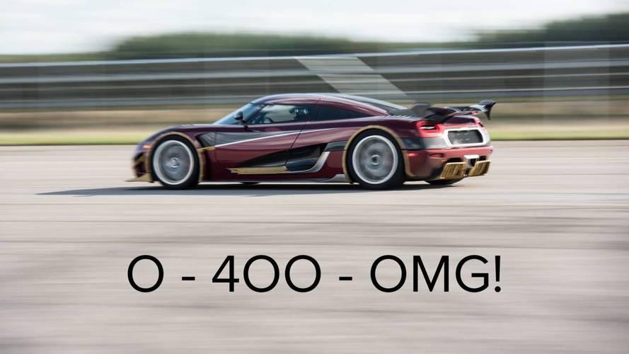 Koenigsegg asegura que el récord del Bugatti Chiron corre peligro