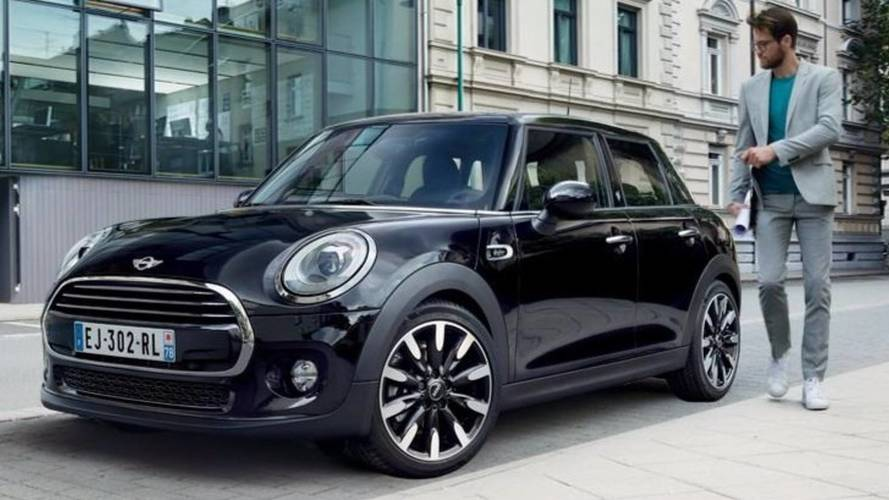 Mini Hardtop Blackfriars Offers Trendy Looks To French Buyers