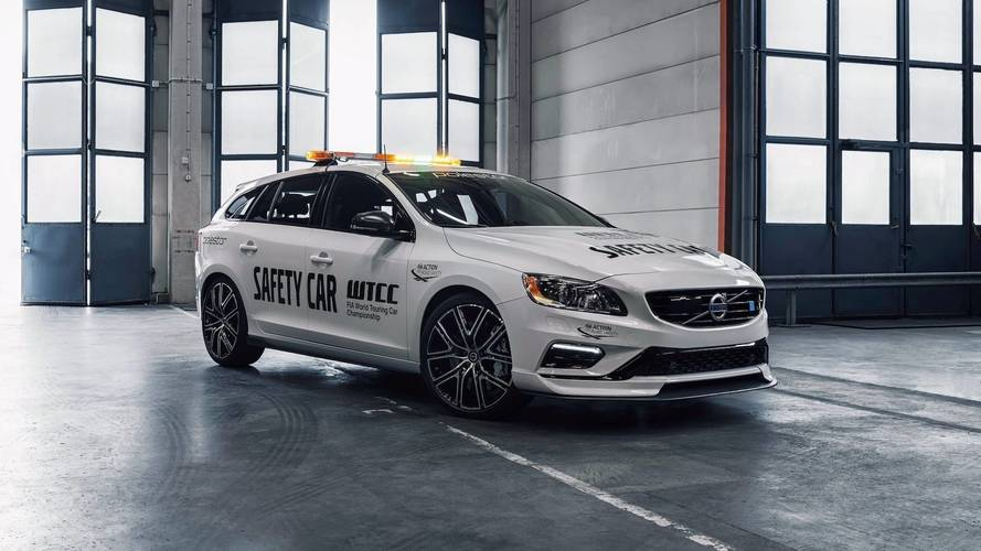 Volvo Says Its Latest V60 Polestar Is The Safest Safety Car Ever