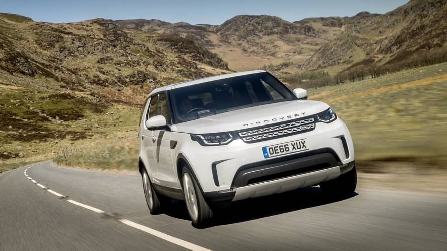 2017 Land Rover Discovery review: worthy of the iconic name