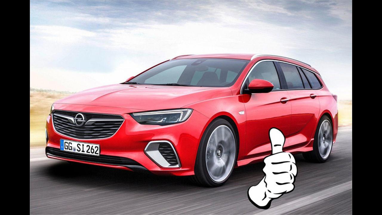 Manuel Lehbrink – Top: Opel Insignia GSI