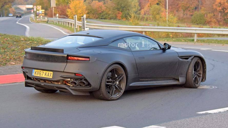 "Aston Martin Boss Says New Vanquish Will Be ""Bloody Good"""