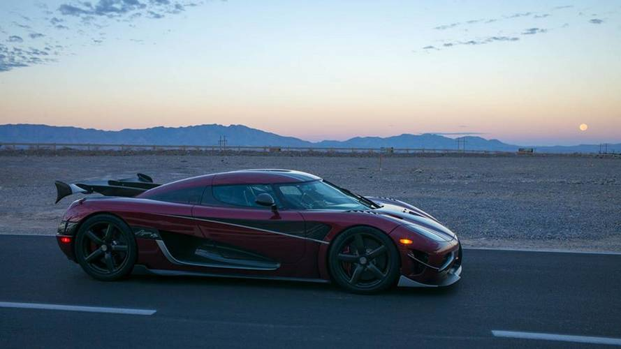 Koenigsegg Agera RS Took Down Five Records Last Weekend