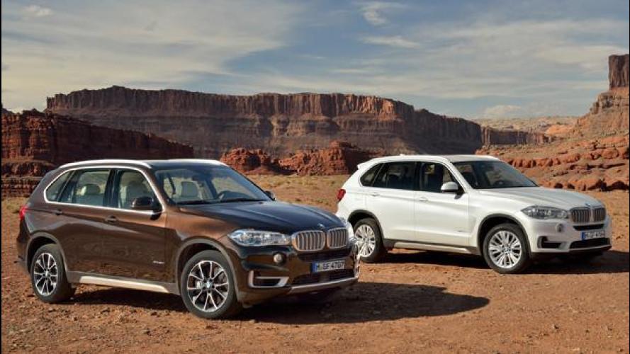 BMW X5 xDrive25d e sDrive25d