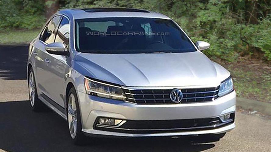 Volkswagen halts production of US-spec diesel Passat for obvious reasons