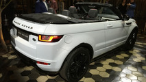 Range Rover Evoque Convertible at 2015 LA Auto Show