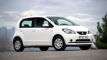 Seat Mii Ecofuel announced for Geneva