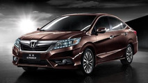 Honda Crider Concept revealed at Auto Shanghai