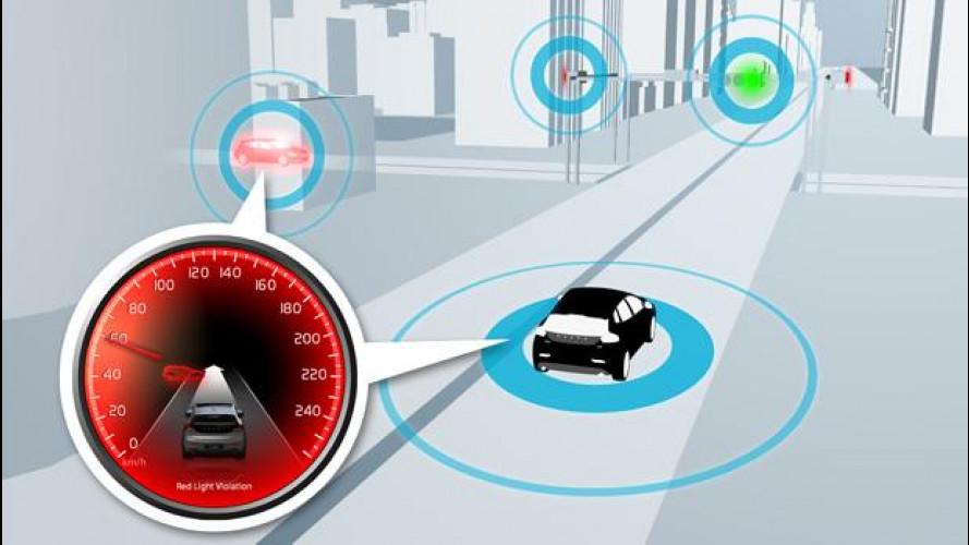 La comunicazione CAR 2 CAR secondo Volvo