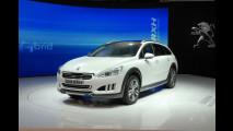 Peugeot 508 RXH al Salone di Francoforte 2011