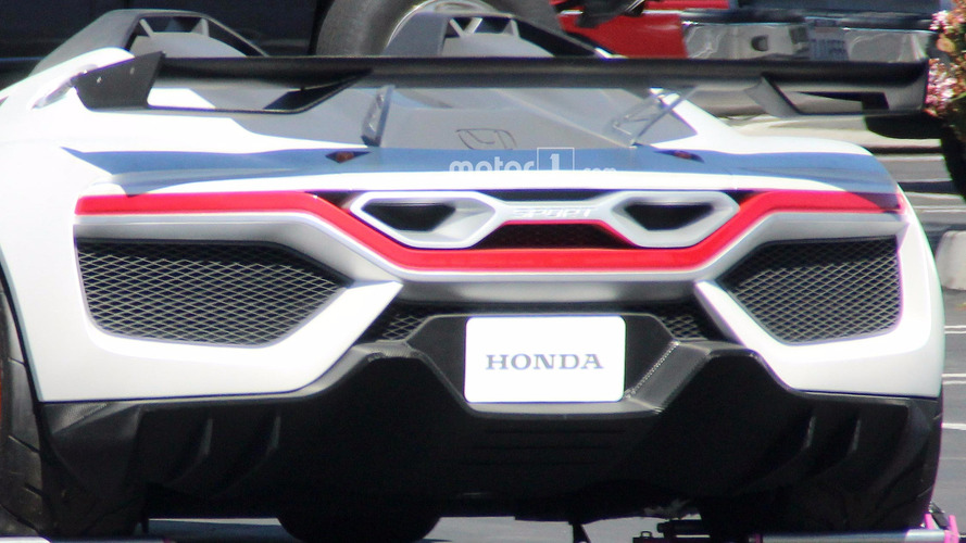 Honda Sporty Myster Spy Pics