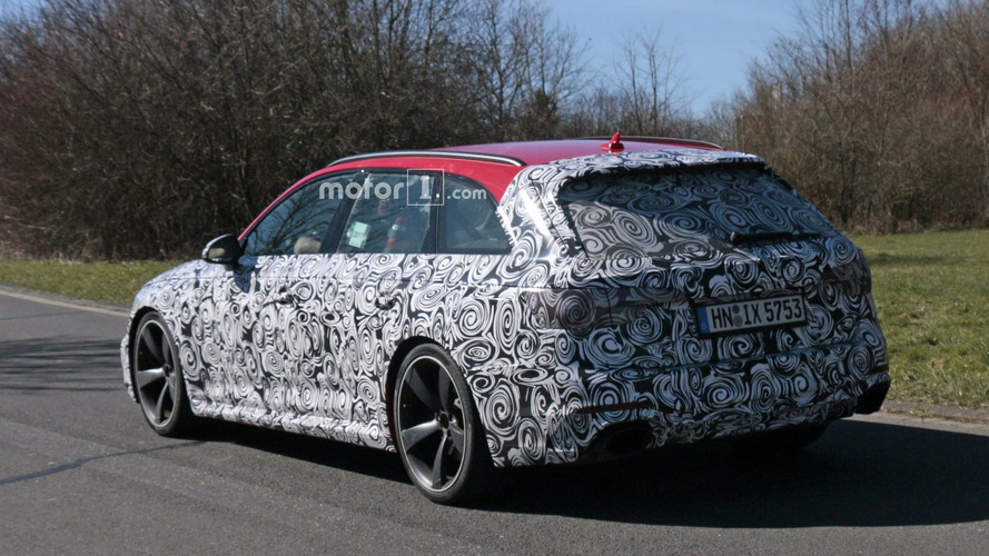 Audi RS4 Avant And Rear-Wheel-Drive R8 GT To Bow In Frankfurt?