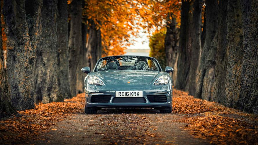 2017 Porsche 718 Boxster Review