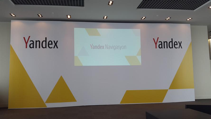 Yandex ile navigasyon hayata entegre oluyor