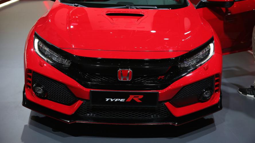 Novo Honda Civic Type R 2017 (versão de produção)