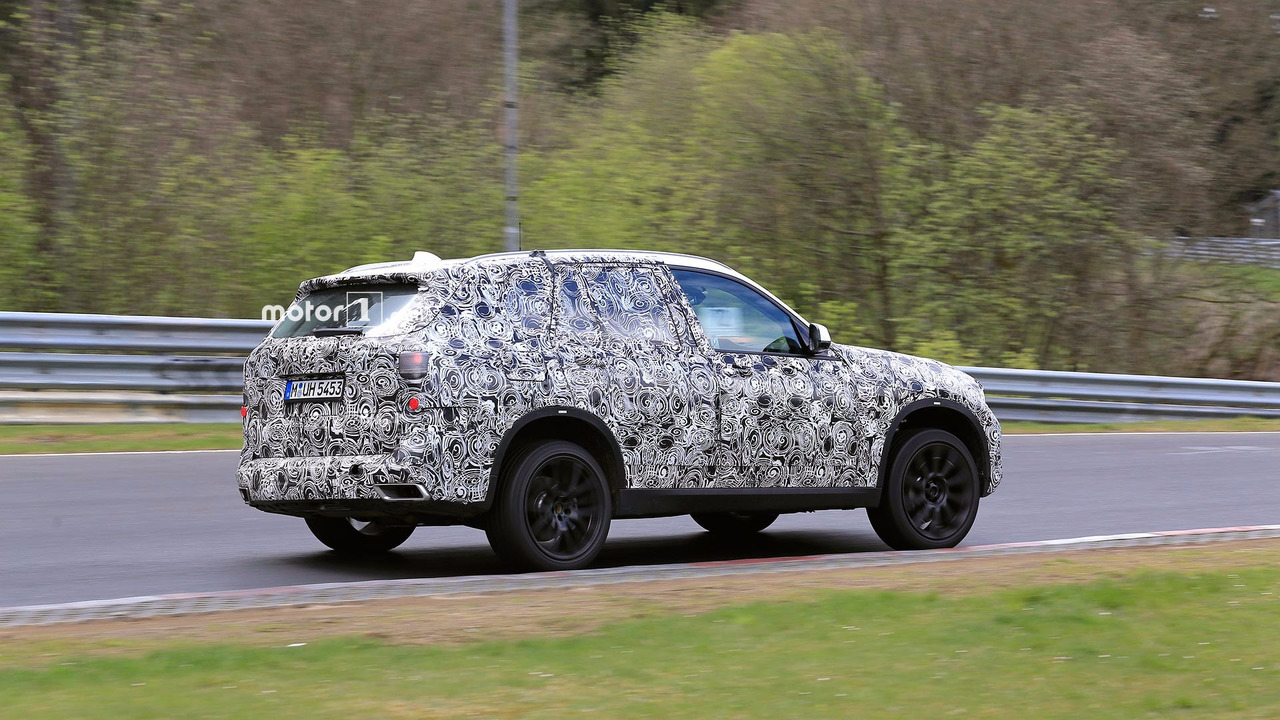 bmw-x5-spy​-photos