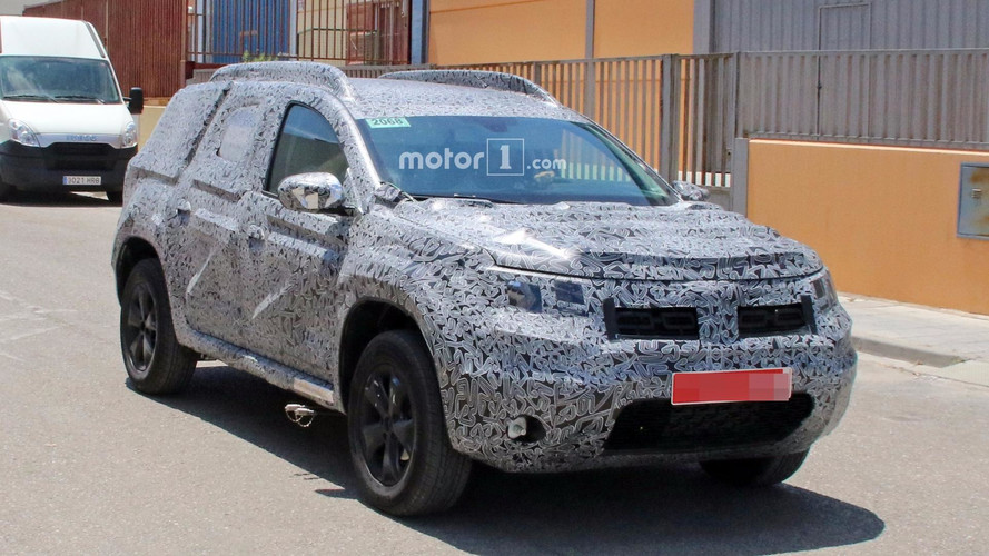 All-new Dacia Duster Coming June 22?