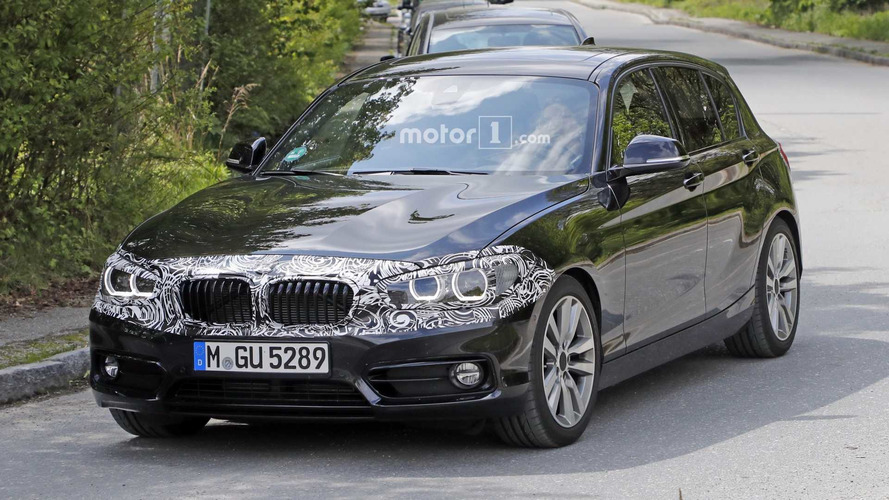BMW 1 Series and 2 Series facelift