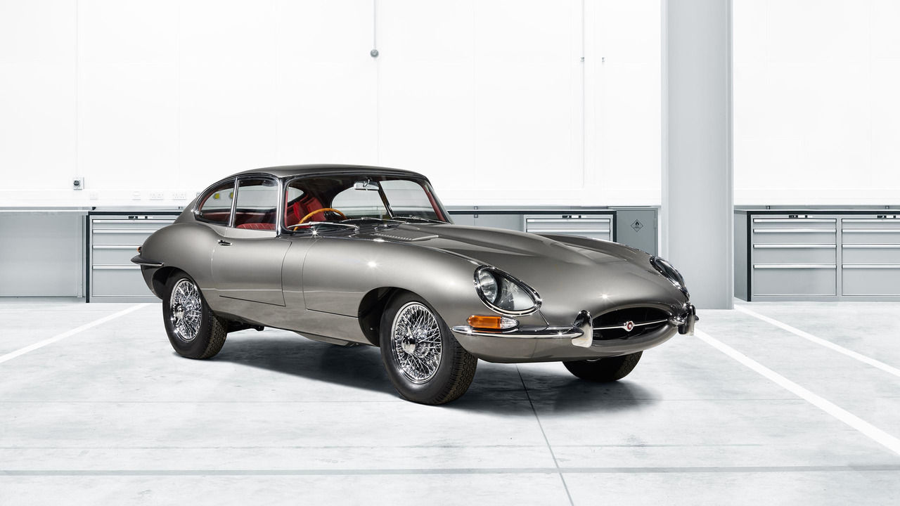 Jaguar E-Type Series 1 Reborn