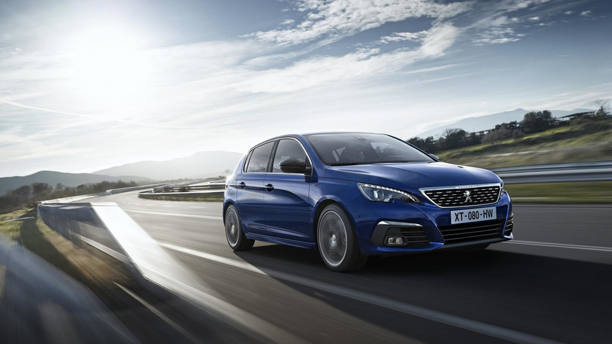 Peugeot announces 308 range update