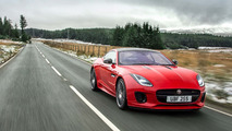 2018 Jaguar F-Type 2 litre