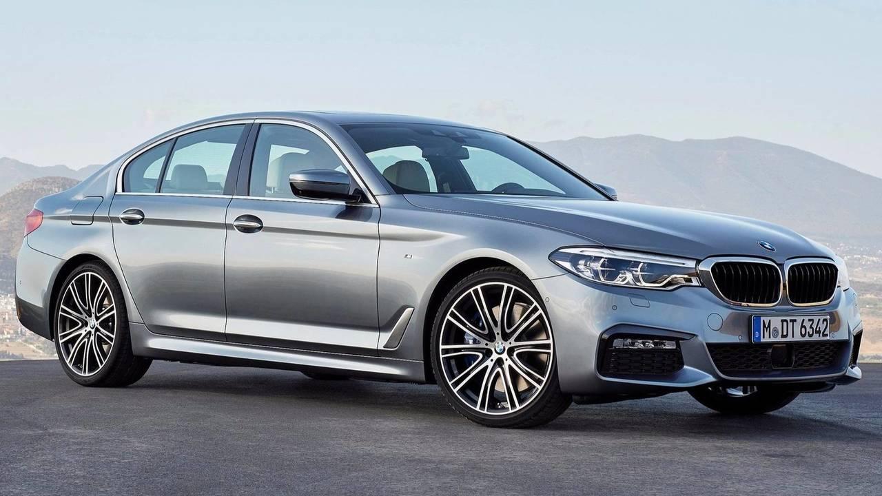 Catégorie Luxe - BMW Série 5