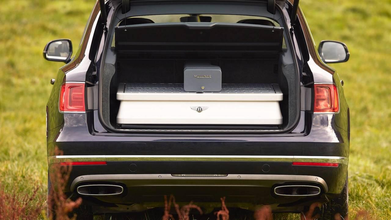 Bentley Bentayga Field Sports por Mulliner