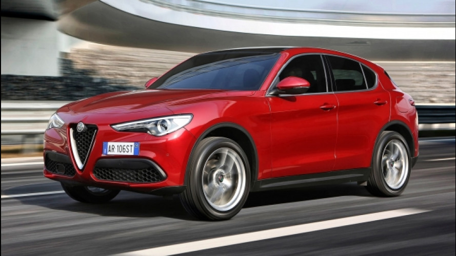 Alfa Romeo Stelvio, lo noleggi e parti per le vacanze