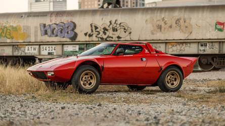 Lightly Used Lancia Stratos Is A Great Last Minute Christmas Gift