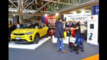Lo stand OmniAuto.it   Motor1.com e Motorsport.com al Motor Show di Bologna 2017
