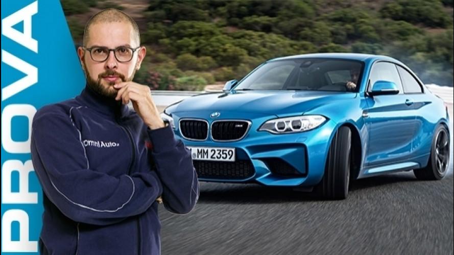BMW M2, essenza Motorsport