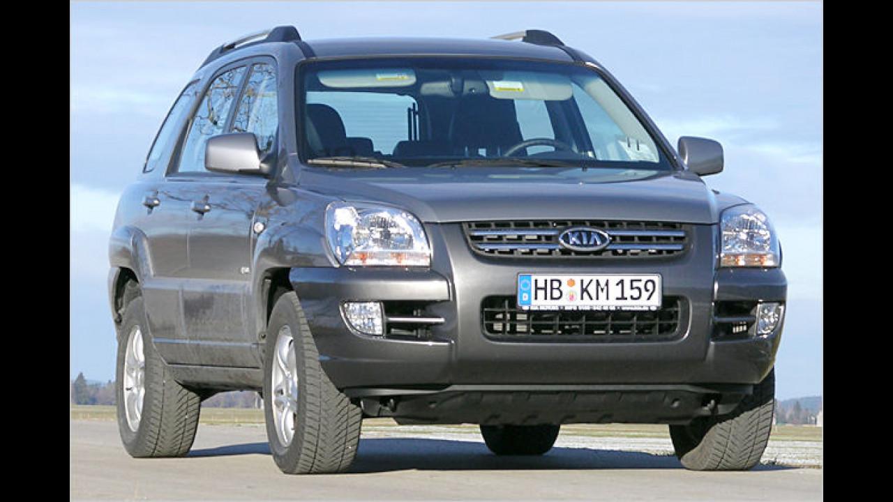 KIA Sportage 2.0 CRDi LX 4WD RPF