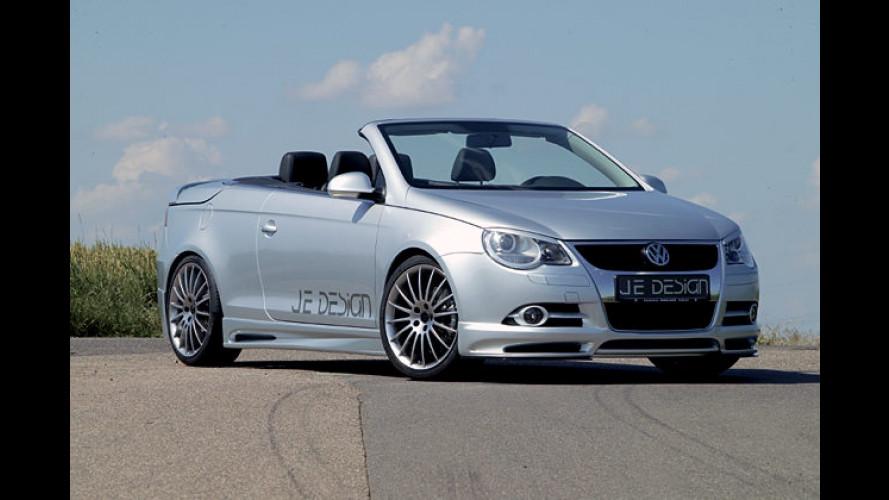 VW Eos von JE Design: Cooler Blick und mächtig Power